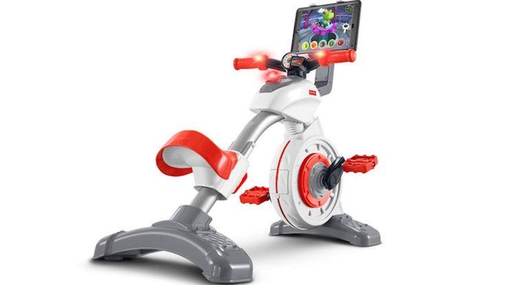 Smart Cycle, una bicicleta estática para niñ@s con tablet
