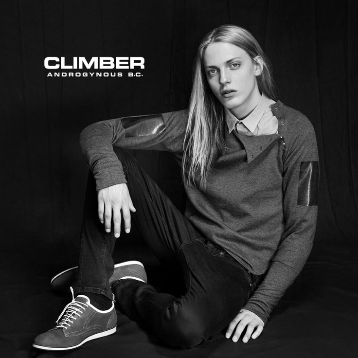 "Climber B.C. Fall Winter 2013 ""Melancholia"""