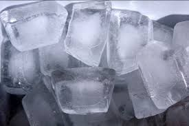 Ice cubes - now these feature in a certain scene in Rebellion but to find out how they're used you're going to have to read the book :-)