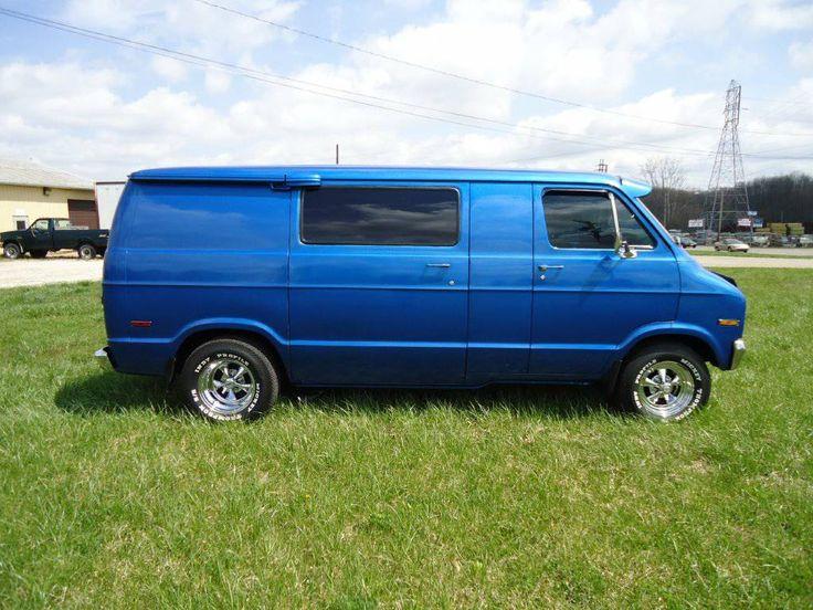 1977 Dodge Van..vk