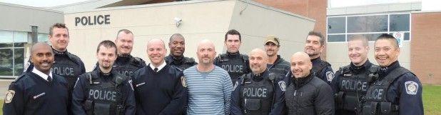 Movember Cops
