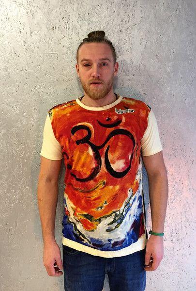 Koszulka Om - SansaraShop - Koszulki z aplikacją