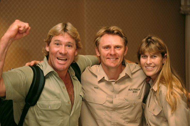 Steve Irwin, Wes Mannion, Terri Irwin - Wikipedia, the free encyclopedia