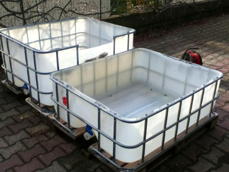 Idée bassin 2 niveaux