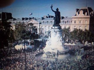 η ΜΕΤΑβαση: 100.000 διαδηλωτές κατά του Μακρόν,στην Γαλλία