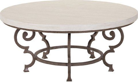 Ernest Hemingway Outdoor Florentine Cocktail Table Main Image