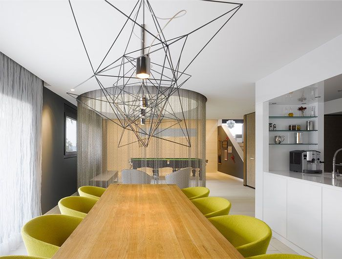 164 best office interiors meeting room images on for Modern apartment design pinterest