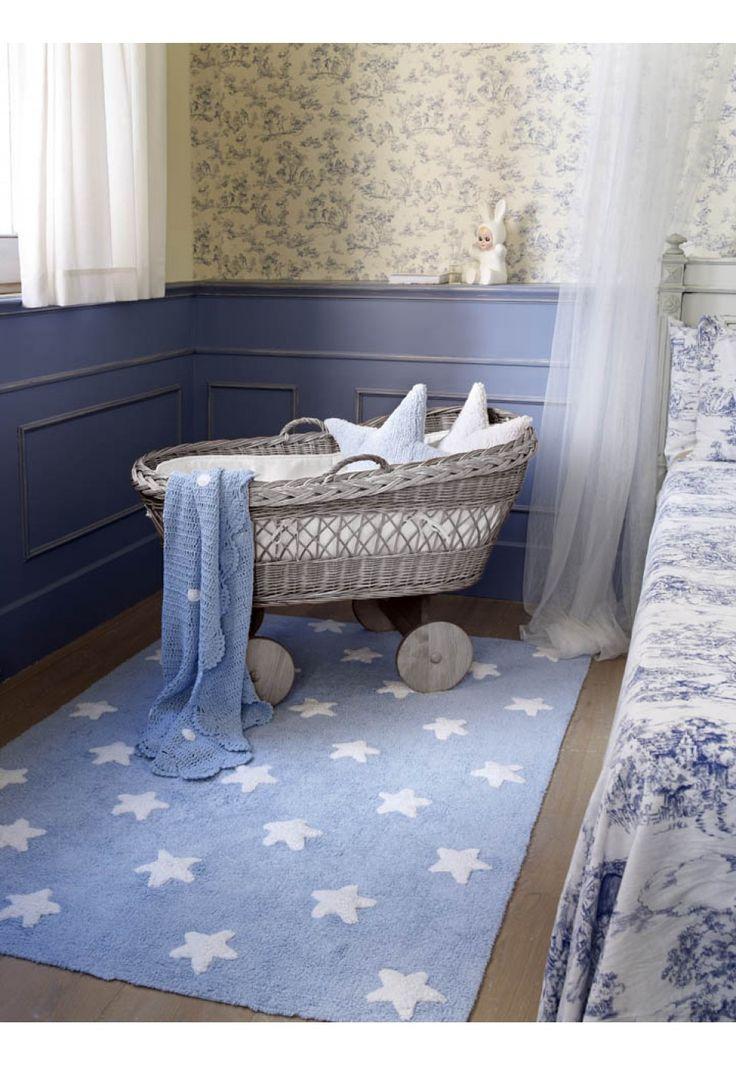 LORENA CANALS - Stars Blue-White
