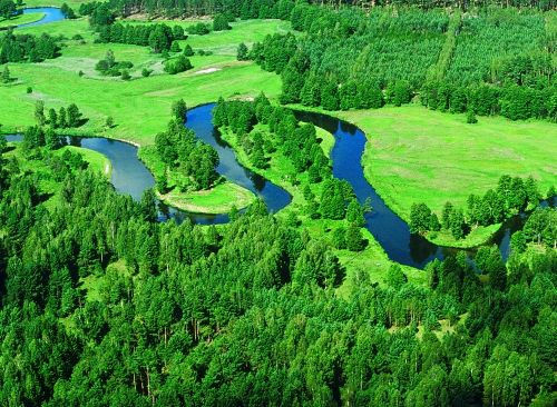 Krutynia River