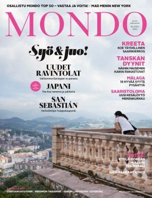 Mondo 4/2015 | Mondo.fi