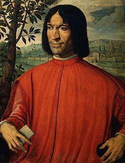 01/01/1449 : Laurent de Médicis dit le Magnifique, dirigeant de la République florentine († 8 avril 1492).