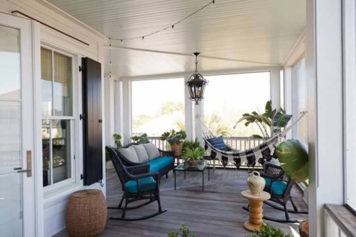 Bright and airy west coast style luxury on Sullivan's Island