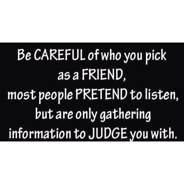 Tired Fake Friends Quotes