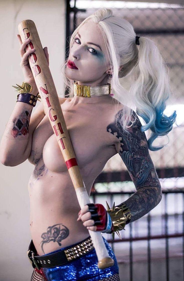 Harley Quinn (Anna Quinn)