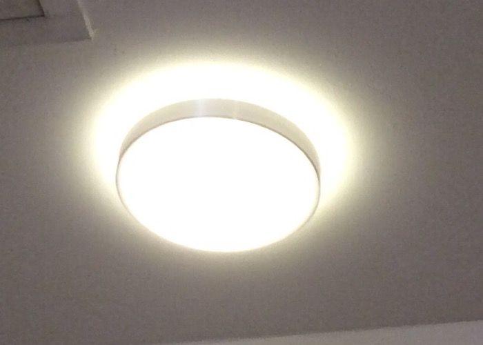Die besten 25+ Badlampe led Ideen auf Pinterest Led licht - deckenlampen wohnzimmer led