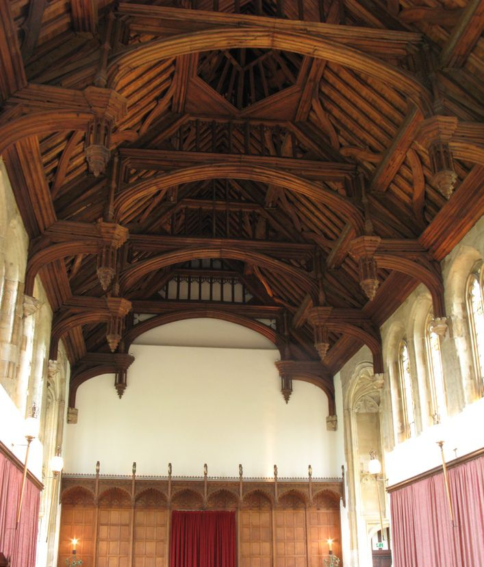 Eltham Palace, in the Royal Borough of Greenwich, owned by the Crown Estate