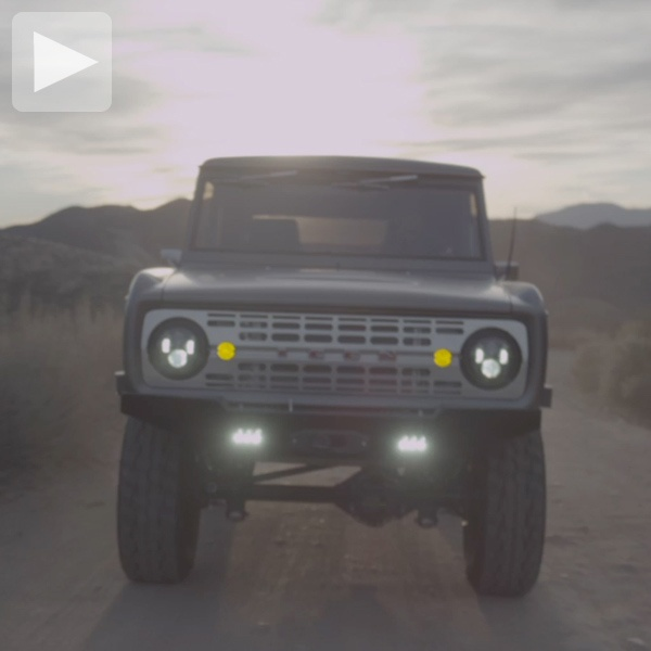 Cool Hunting Video Presents: ICON Bronco - Our latest video explores the workshop where creative minds gives classic trucks new life