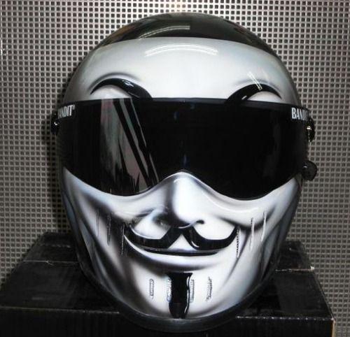 Bandit XXR Custom Helmet