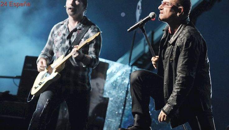U2 asistirán en Madrid a la gala de Los 40 Music Awards 2017