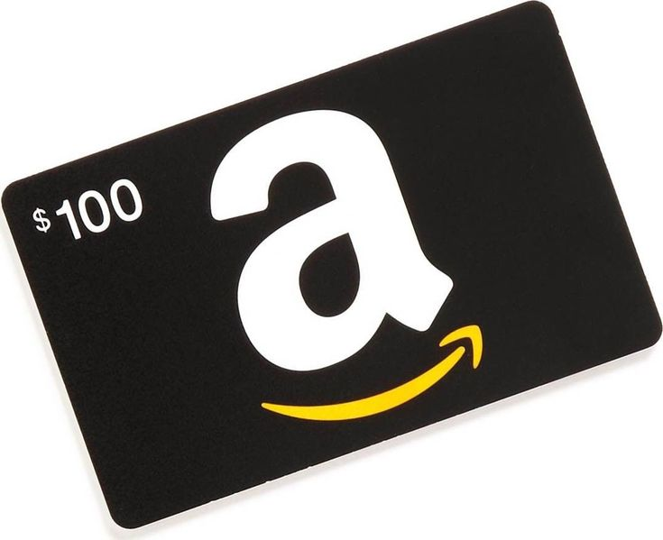 $100 Amazon Gift Card, new, unused | U.S. Mail Delivery with tracking