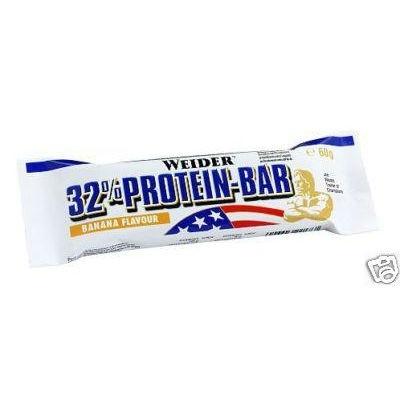Weider 32% Protein Diet Bar Banana | Buy Weider Protein Diet Bar - Great Dealz Direct