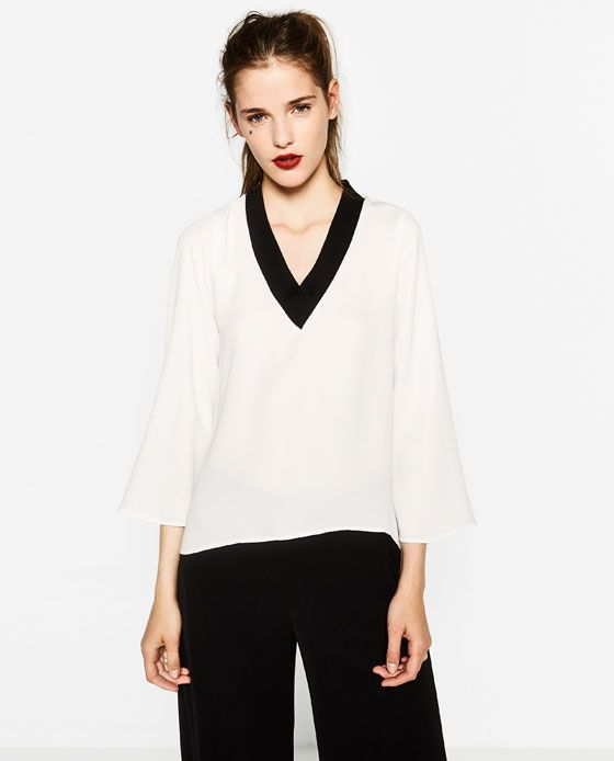 Exceptionnel Les 26 meilleures images du tableau Zara sur Pinterest | Chemises  BG78