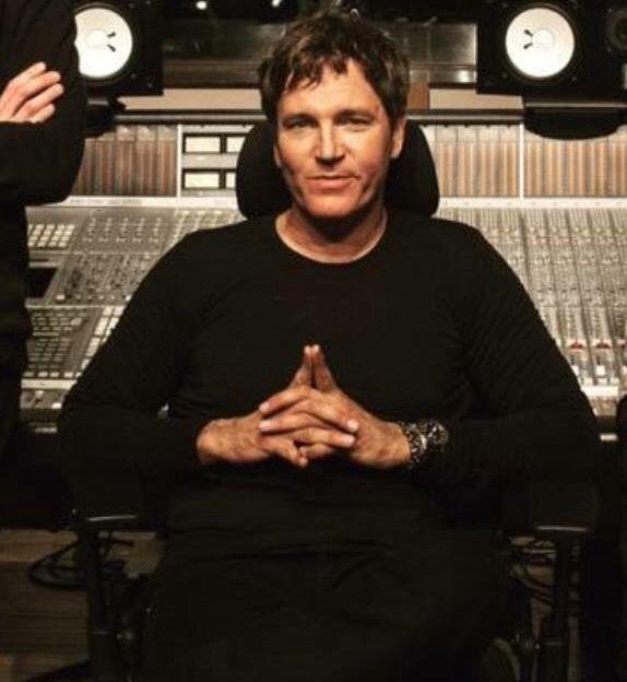Stephan Jenkins. Singer & songwriter of Third Eye Blind. Handsome devil.