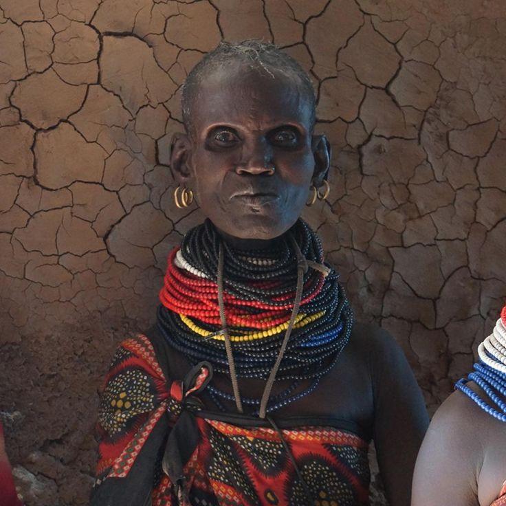 Turkana women