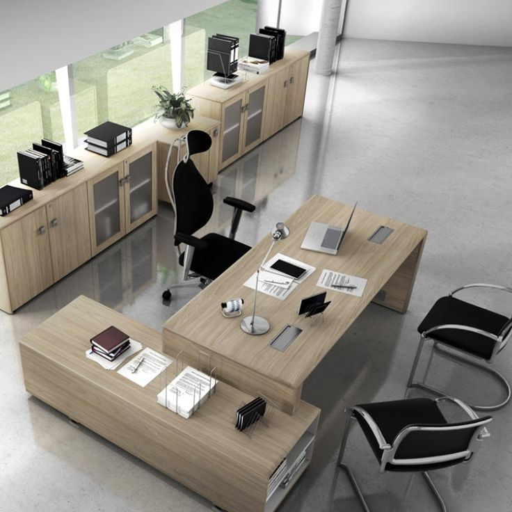 19 best Mesas de oficina images on Pinterest | Office table, Offices ...