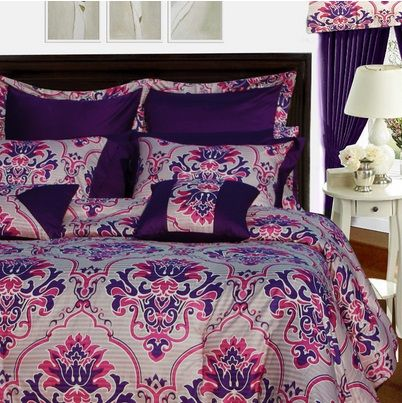 1000 Images About Purple Bedding On Pinterest Purple