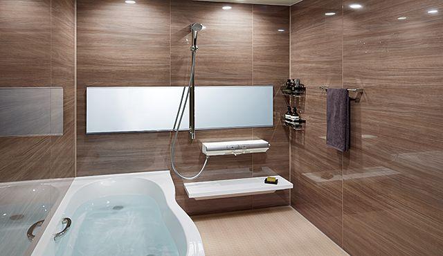 LIXIL|浴室(収納、システム浴室、浴室カウンター等)
