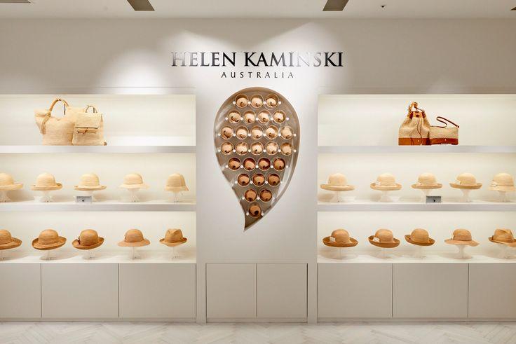 Helen Kaminski Flagship Store - Omotesando Hills, Tokyo.