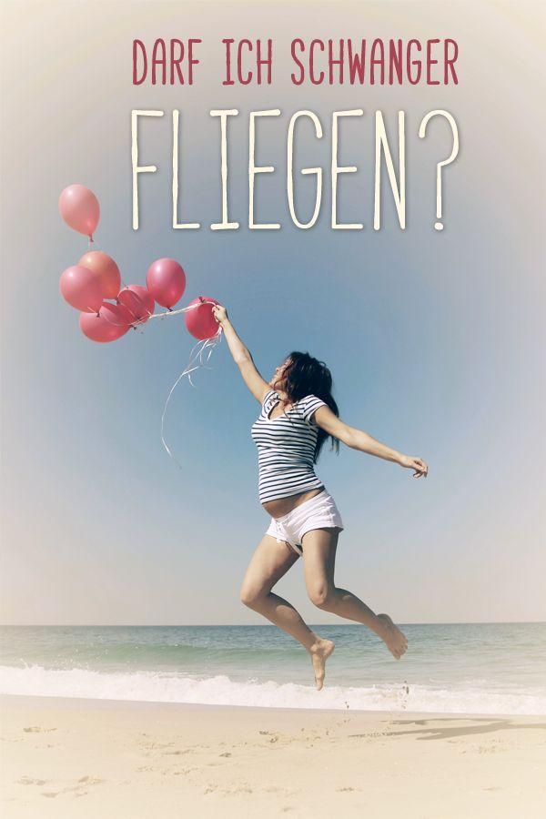 In welcher Schwangerschaftsphase Du unbesorgt ins Flugzeug steigen darfst und was beim Fliegen in der Schwangerschaft zu beachten ist - hier kommen die Infos ©Thinkstock
