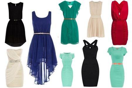 Какое платье подойдет невысоким девушкам