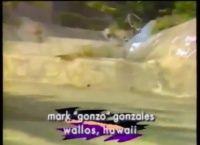 Old School Mark Gonzales - Psycho - Uma parte com o skatista profissional Gonz vídeo Psycho, old school gravado nos anos 80, com imagens pelo Hawai e Los Angeles, se nota Mark Gonzales ainda bem jovem, se liga no vídeo.