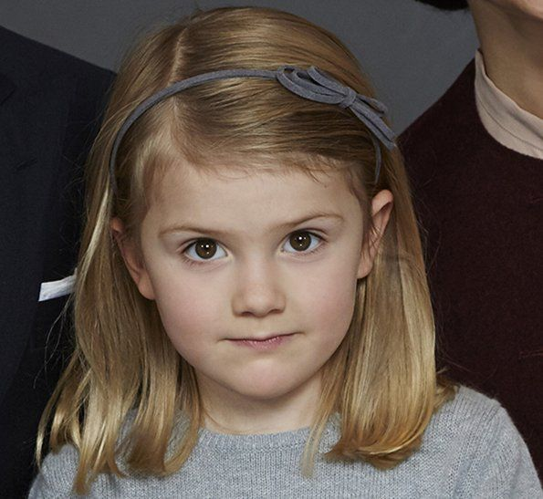 Princess Estelle of Sweden. February 3, 2017: New photos of Crown Princess Victoria of Sweden and her family, Prince Daniel, Princess Estelle and Prince Oscar have been published today on the Swedish Royal Family's website.