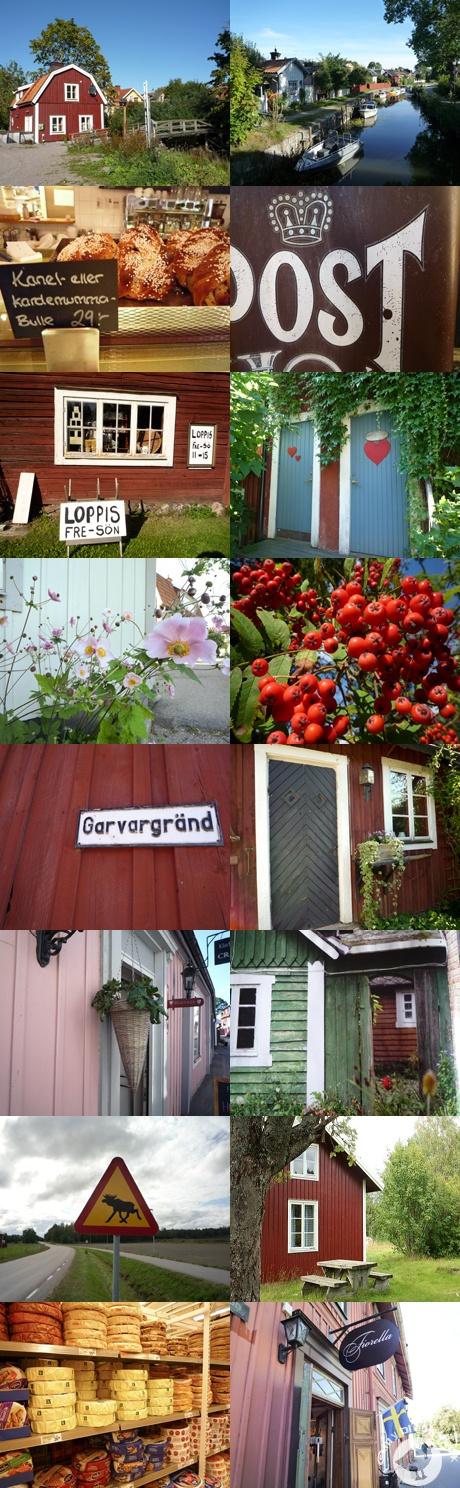 Swedish summer. Kommer att sakna Dig något oerhört. Denna sommar har varit din.