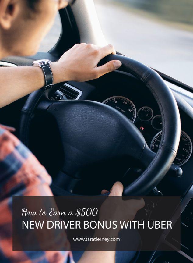 Uber Bonus | Uber Driver | Uber New Driver Bonus | Side Jobs | Drive for Uber