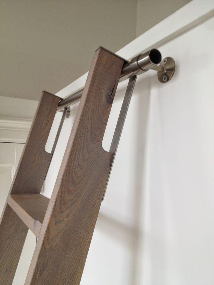 échelles pour mezzanine  laddertjes.net                                                                                                                                                     More