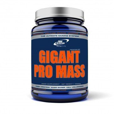PRO NUTRITION GIGANT PRO MASS - Muskelmasse