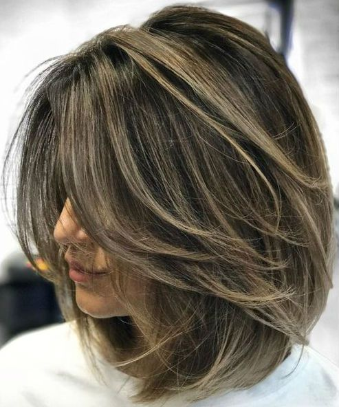 7 Of The Best Low Maintenance Lob Hairstyles To Try In