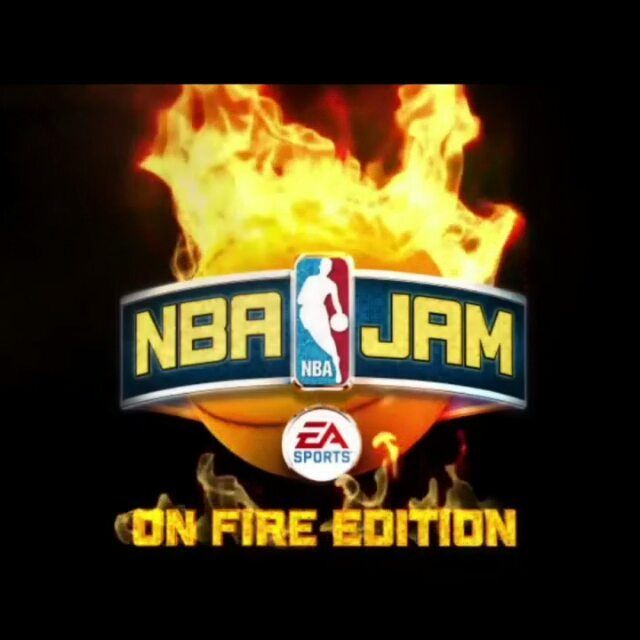 Today playing all-day best arcade basketball game #nbajamonfireedition                  #instagram #instagood #instagamer #instagaming #love #videogames #gamer #gamergirl #gamers #playstation #pc #xboxone #gamer4life #ball #nba #basketball #nbajam #onfire #hoop #jam #gametitle