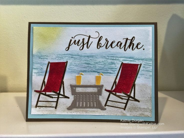 Stampin' Up! PP353 Just Breathe