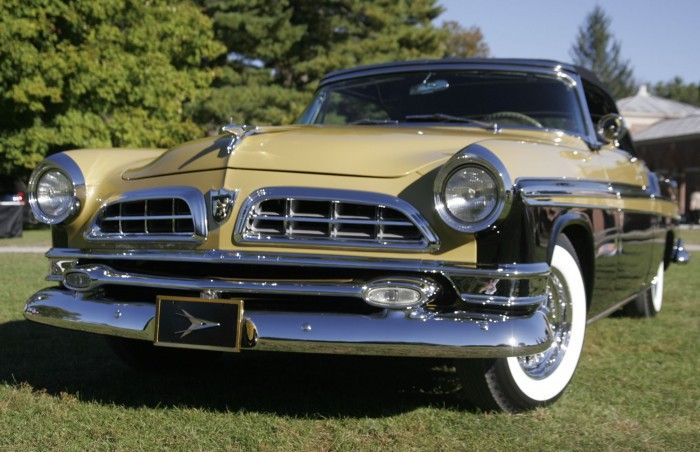 Chrysler New Yorker wins Best of Show at Hemmings Concours d'Elegance | Hemmings Daily