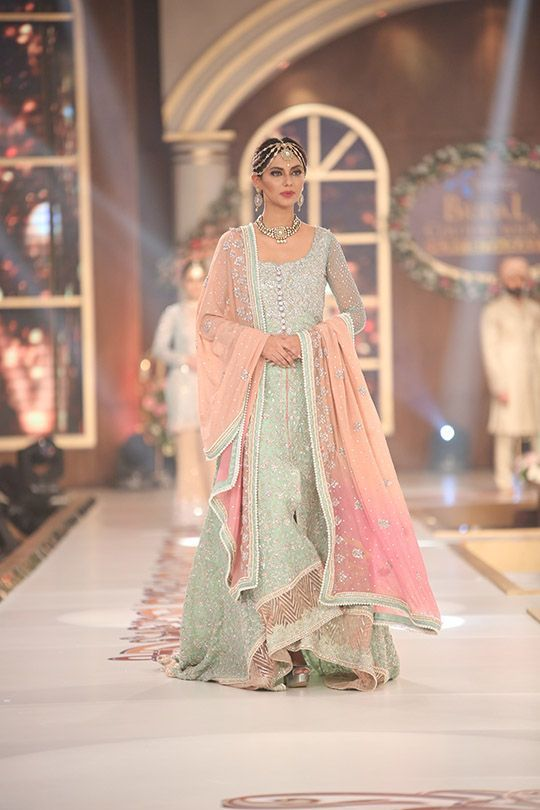 Project Runway: Bridal Couture Week TBCW15 Day 3 – Nilofer Shahid, Zainab Chottani, Asifa Nabeel!