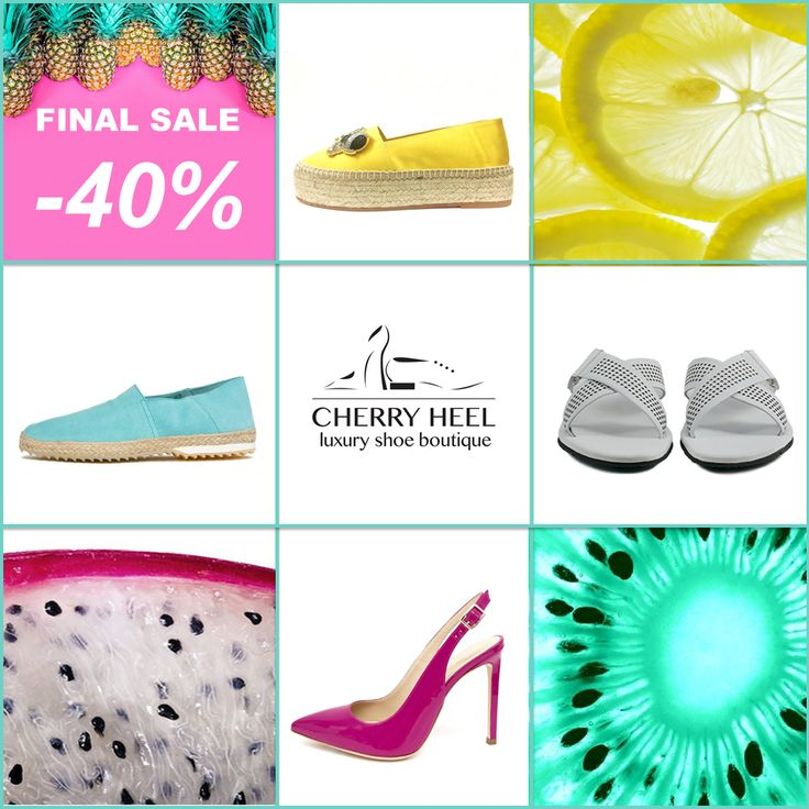 Final Sales in Cherry Heel! -40% on all summer collections, don't miss it! ‪#‎CherryHeel‬ ‪#‎luxuryshoeboutique‬ ‪#‎barcelona‬ ‪#‎madrid‬ ‪#‎Valetti‬ ‪#‎Sebastianmilano‬ ‪#‎LeSilla‬ ‪#‎Casadei‬ ‪#‎Pollini‬ ‪#‎AlbertoGuardiani‬ ‪#‎Sales‬ ‪#‎discounts‬ ‪#‎rebajas‬ ‪#‎rebaixes‬ ‪#‎shoes‬ ‪#‎shopping‬ ‪#‎madeinitaly‬ ‪#‎heels‬ ‪#‎sandals‬ ‪#‎summer‬ ‪#‎fashion‬ ‪#‎style‬ ‪#‎follow‬ ‪#‎instagood‬ ‪#‎instamood‬ ‪#‎испания‬ ‪#‎барселона‬ ‪#‎шоппинг‬ ‪#‎обувь‬ ‪#‎стиль‬ #мода