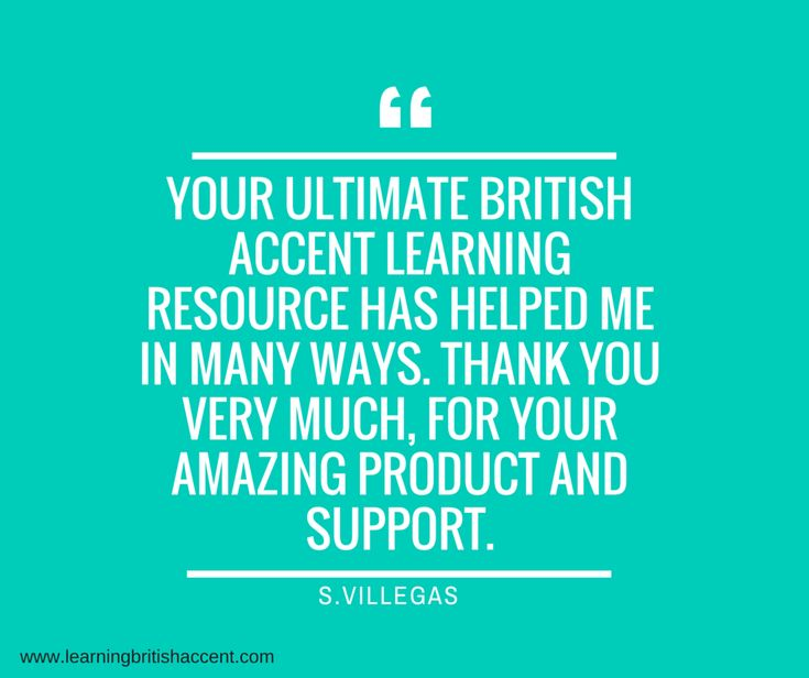 One persons thoughts on the Ultimate RP British Accent course: