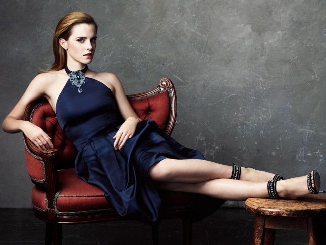 Emma Watson Wows In Victoria Beckham For Net-A-Porter Shoot | Marie Claire