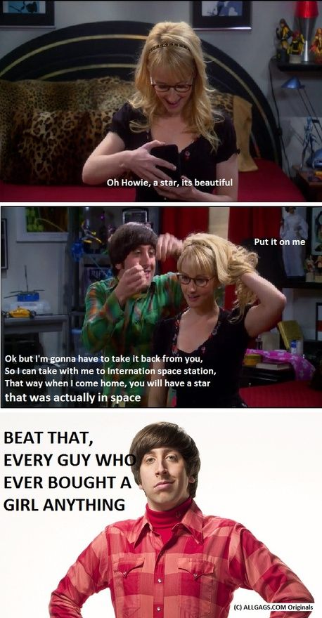 This isn't Sheldon...Obviously. But this is seriously one of my favorite moments on the show.