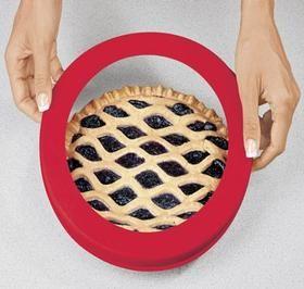 Pie Crust Shield @ Harriet Carter